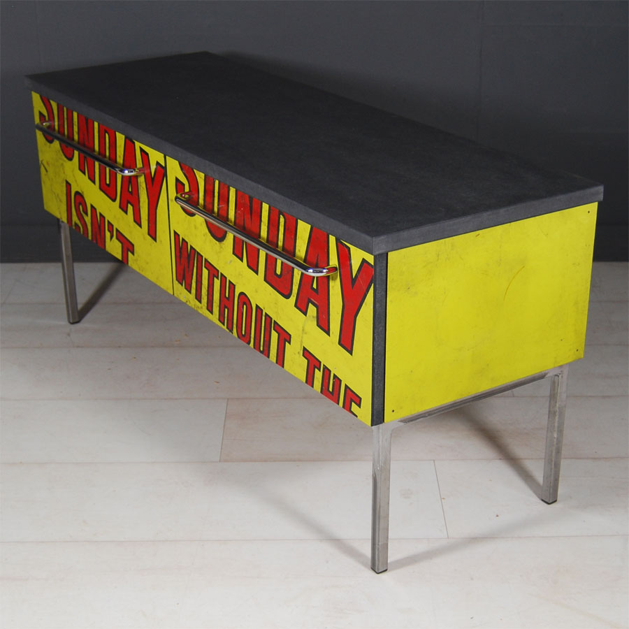 Tilt Originals-Sunday side board bench