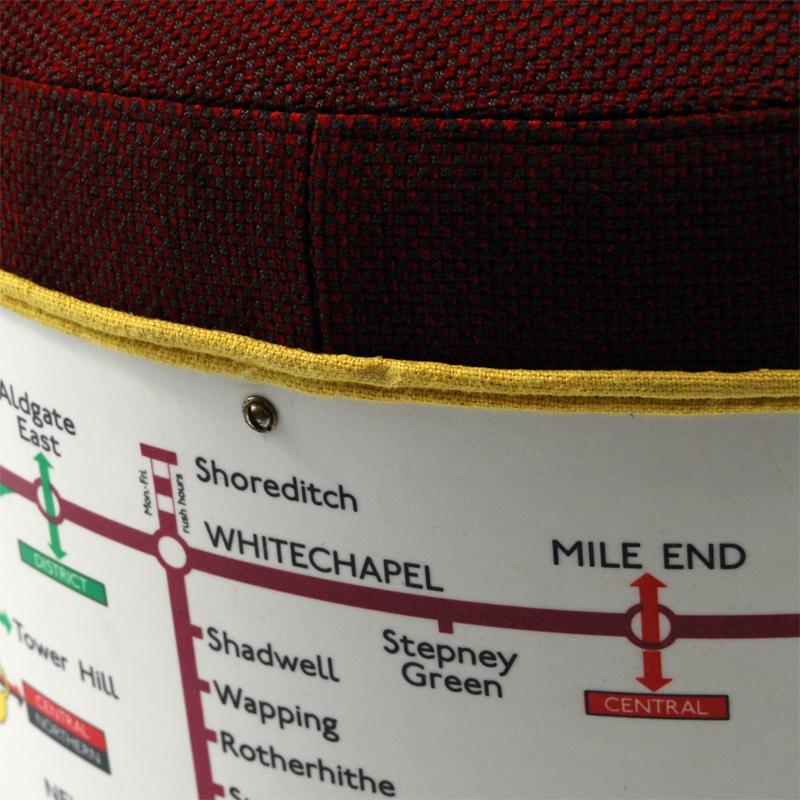 Tilt Originals - Circle line ottoman