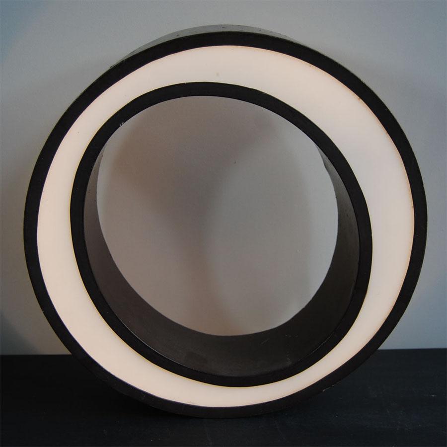 Tilt Originals - Vintage O display letter light