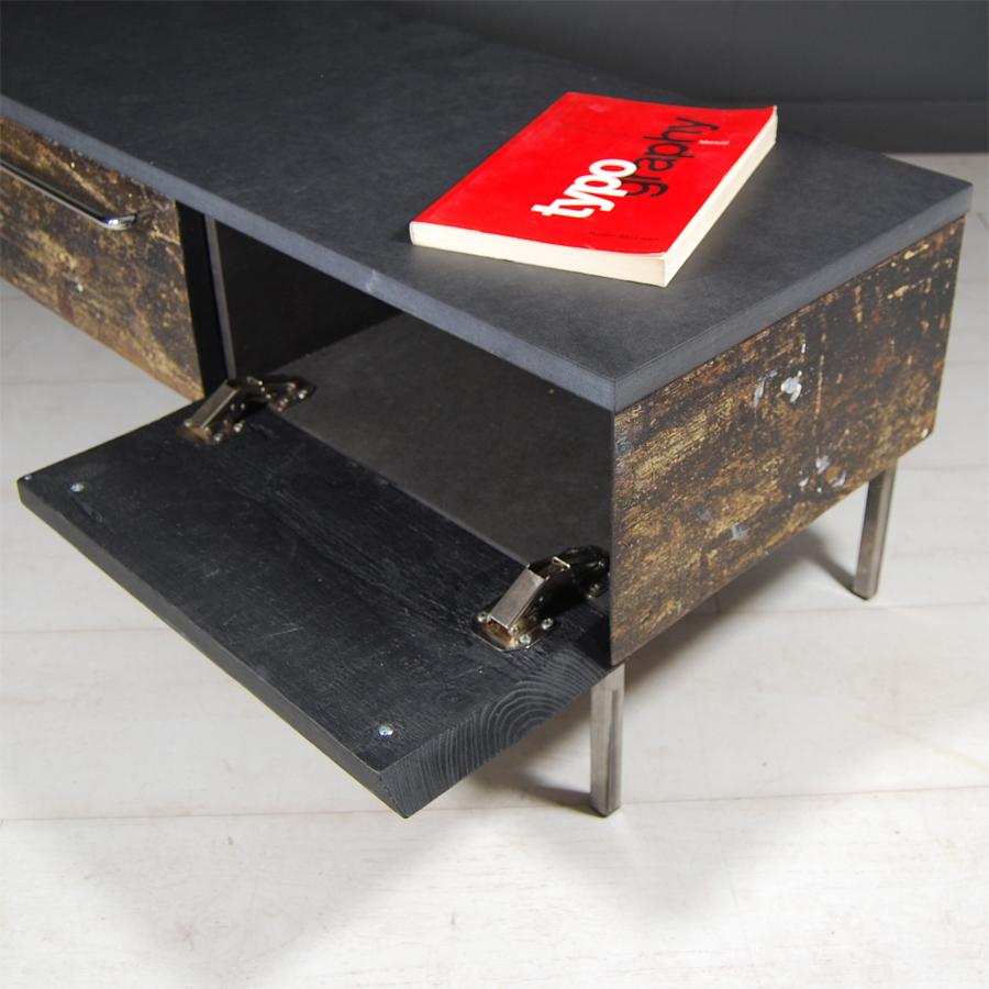 Tilt Originals - Old painted plank sideboard